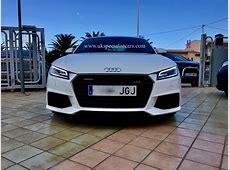 Audi TT SLine 20 TFSI S Tronic AUTOMATIC LHD In