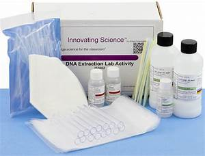 Classroom Dna Extraction Kit