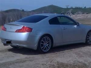 Fs  2006 G35 Coupe 6spd Liquid Platinum