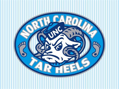 North Carolina Tar Heels Basketball Logo