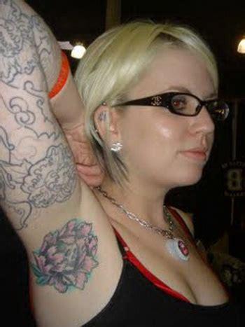 Back Tattoo Lion