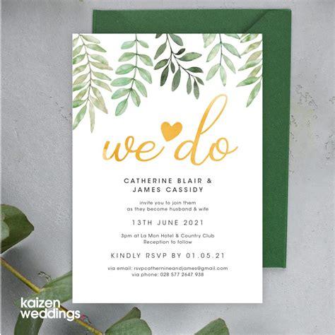 Wedding Stationery Kaizen Weddings Kaizen Print