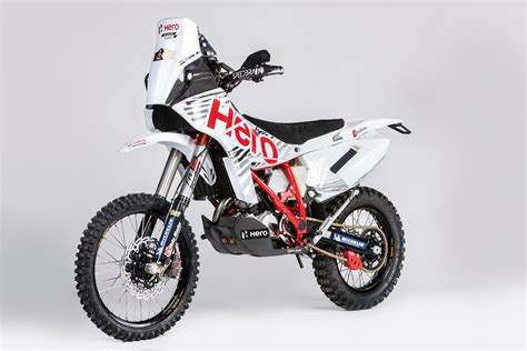 enduro   hero motocorp speedbrain rally bike