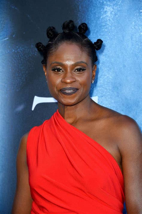 Adina Porter Game Thrones Season Premiere Los