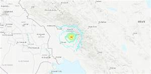 Magnitude 5.7 Quake Hits Town in Southwest Iran
