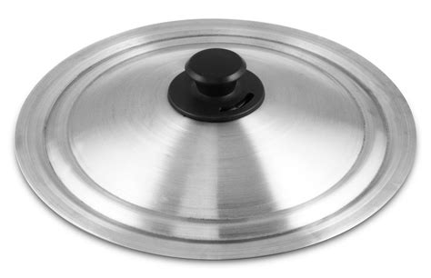 norpro stainless steel universal pan cover cutlery