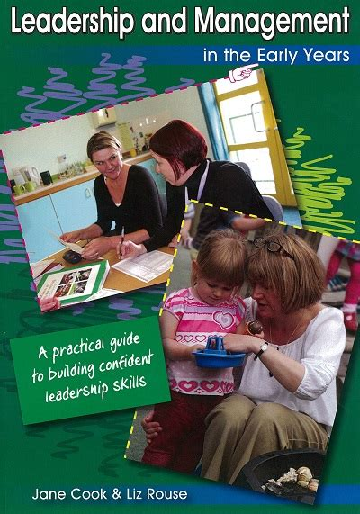 leadership  management   early years  practical