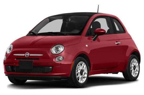 Fiat Msrp 2014 by 2014 Fiat 500 Models Trims Information And Details