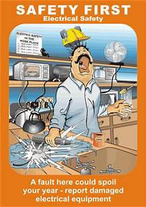 restaurant reservation electrical safety With electrical safety posters