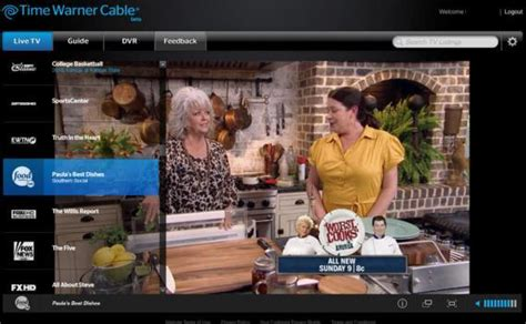 Time Warner Cable Brings Streaming Video To Pcs, Macs