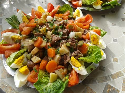 cuisine salade boeuf la cuisine de bulle