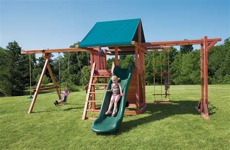 backyard playset backyard playground equipment for grand stand