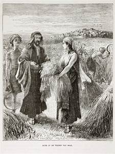 The Book of Ruth, a Story from the Bible