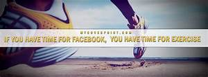 Time For Exercise Facebook Timeline Cover - Facebook ...