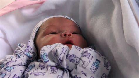 Nacimiento De Mi Hija Ashley Valeria Youtube