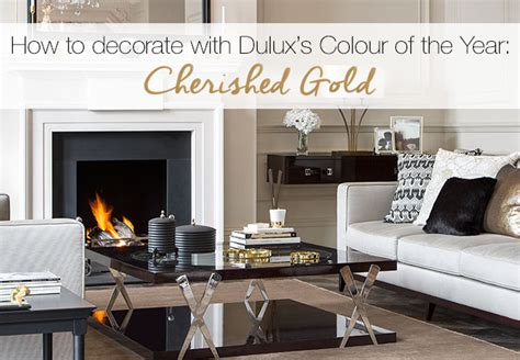 cherished gold   decorate