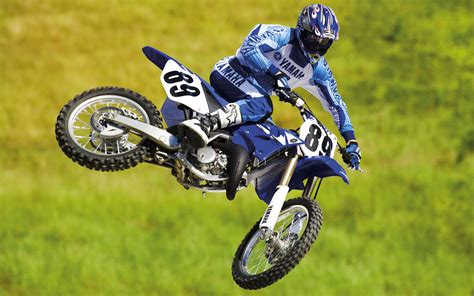 motocross bikes yamaha motocross bike wallpapers hd wallpapers id 263