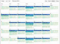 How To Develop a Social Media Calendar Web Design by