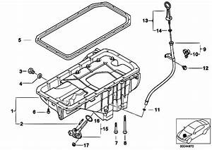 Original Parts For E46 320d M47 Touring    Engine   Oil Pan