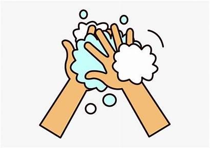 Washing Hands Wash Cartoon Clipart Transparent Hygiene
