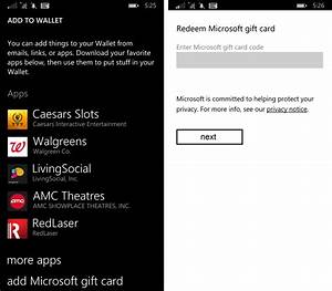 How To Redeem Xbox Or Windows Store Gift Cards Windows