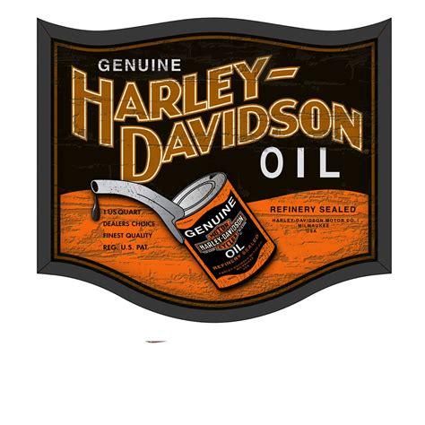 harley davidson pub harley davidson h d oil can pub sign shop your way