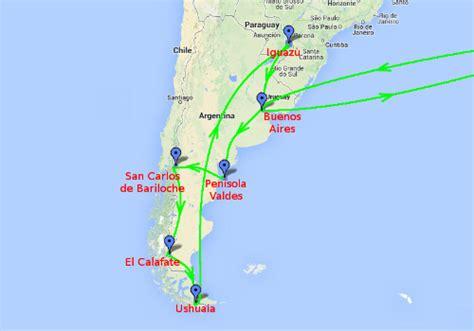 Voli Interni Argentina - organizzare un viaggio in argentina