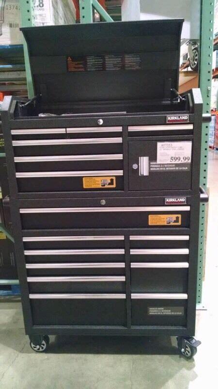 kirkland tool box  chest  musselburgh east lothian