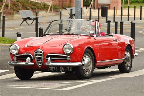 Alfa Romeo Convertible by Alfa Romeo Giulietta Spider Classic Cars Convertible