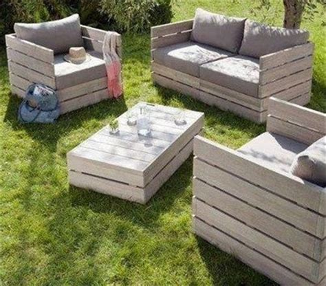 plans for patio furniture from pallets best pallet furniture ideas only on wood
