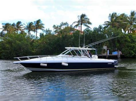 377 Intrepid Boats For Sale by Intrepid 377 Walkaround For Sale Daily Boats Buy