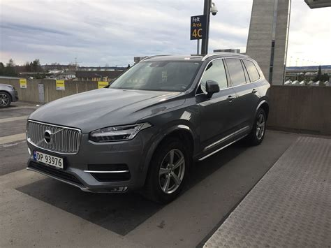 Where Is Volvo From volvo xc90