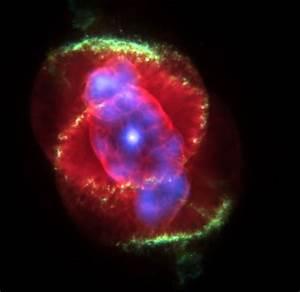 Cat's eye nebula ngc 6543 planetary fog Free stock photos ...