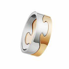 George jensen on pinterest magic ring puzzle ring and for Georg jensen wedding rings