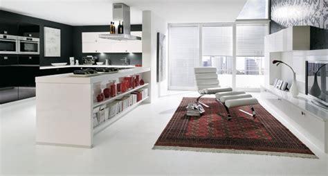 cuisine salon la cuisine ouverte le nouveau salon inspiration cuisine le magazine de la cuisine équipée