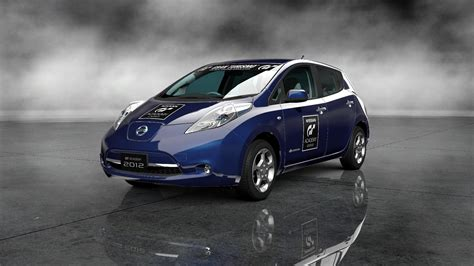 Online Nissan Leaf Could Kick-start The Next Real Racing
