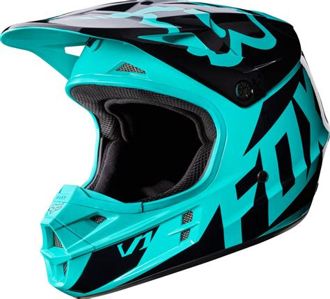 motocross helmets ebay fox racing mens v1 race dot approved motocross mx helmet