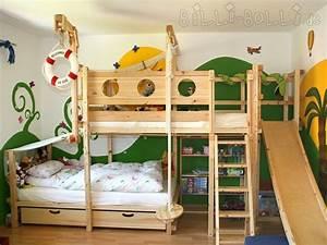 Bett Für 2 Jähriges Kind : die besten 25 hochbett mit rutsche ideen auf pinterest hochbett rutsche hochbett kinder ~ Markanthonyermac.com Haus und Dekorationen