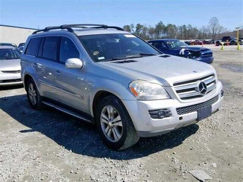 It has 102000 miles on it and is. 4JGBF71EX8A34764 2008 MERCEDES-BENZ GL 450 4MATIC ...