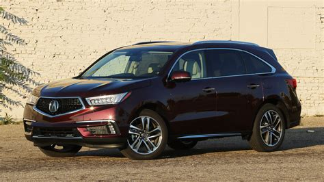 Acura Review by Review 2017 Acura Mdx