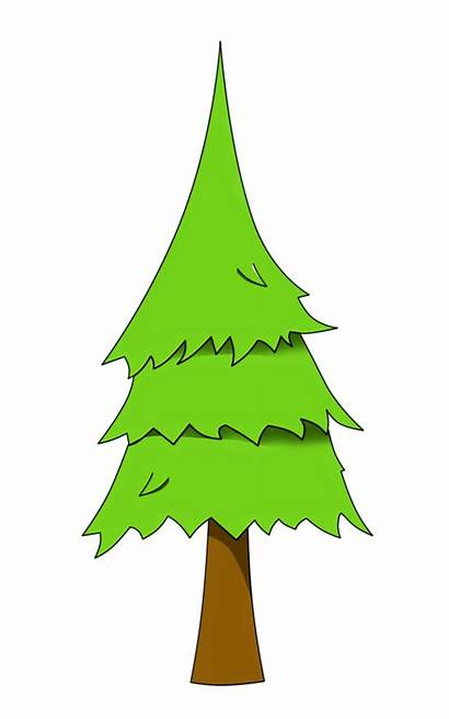 Pine Tree Simple Clipart Use Clip Grinch