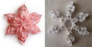 how to make eco hip paper ornaments curbly diy design decor