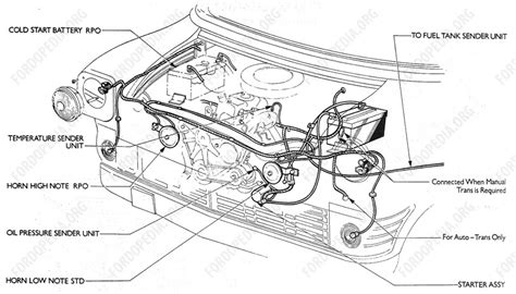 Ford Transit Diagram by How To Change A Starter Motor On A Ford Transit