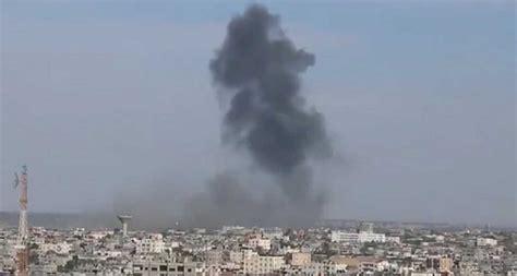 israel strikes hamas naval base  palestinian