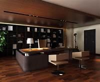excellent executive home office ideas Decorating Your Executive Office   CozyHouze.com