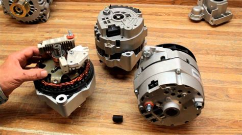 How Excite The One Wire Self Exciting Alternator