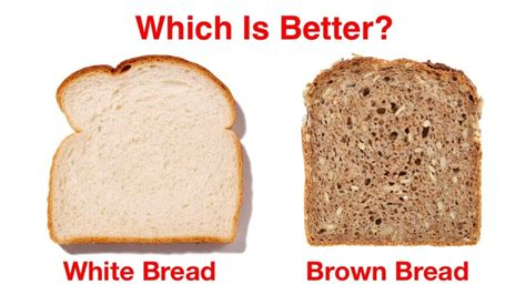 Brown Or White Bread For Diabetics