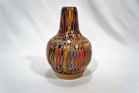 colored pencil vase the 25 best color pencil vase ideas on pencil