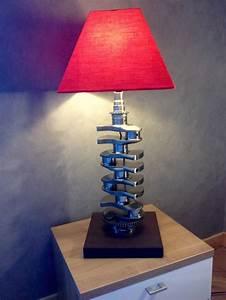 Deco Avec Piece De Voiture : les 7 meilleures images du tableau lampe de chevet sur pinterest luminaires lampe de chevet ~ Medecine-chirurgie-esthetiques.com Avis de Voitures