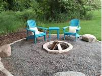 good looking crushed rock patio design ideas Outdoor Living Space - Traditional - Patio - Minneapolis ...